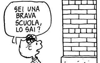 peanuts-scuola