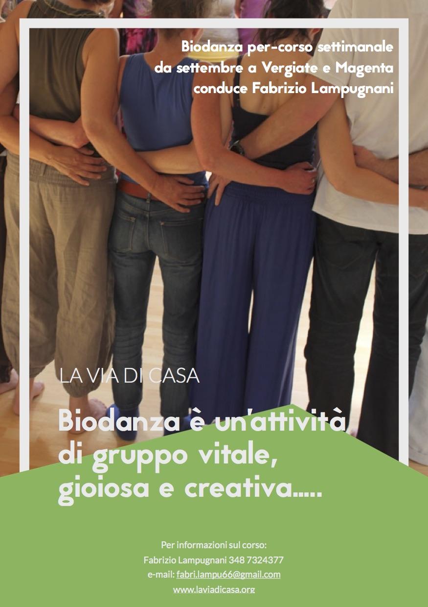 Presentazioni Biodanza