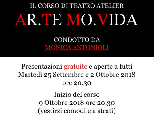 Nuova Stagione Teatrale 2018-2019