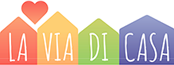 La via di casa Logo
