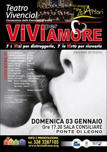 Facebook_03 Gennaio_Vivi per amore